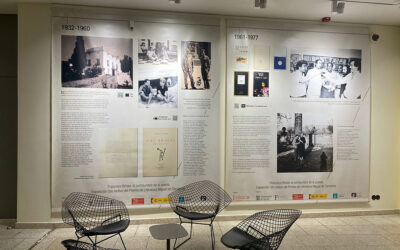 El Instituto Cervantes de Fráncfort acoge la versión bilingüe de 'La certidumbre de la poesía'